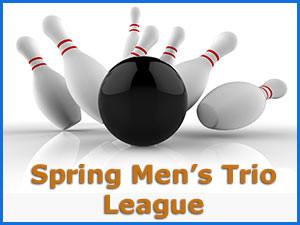 Men's Trio Pizza League